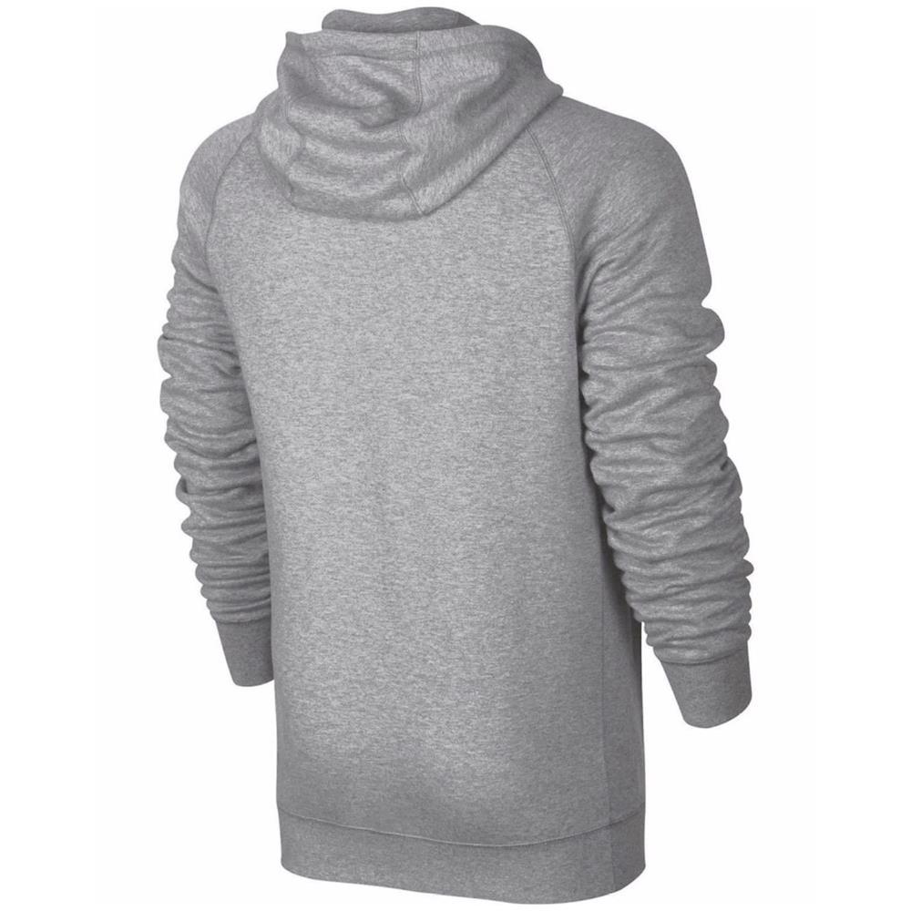 Nike-Air-Heritage-Fleece-Full-Zip-Hoodie-Sweatshirt-Hoody-Kapuzenpullover-Pulli miniatura 5