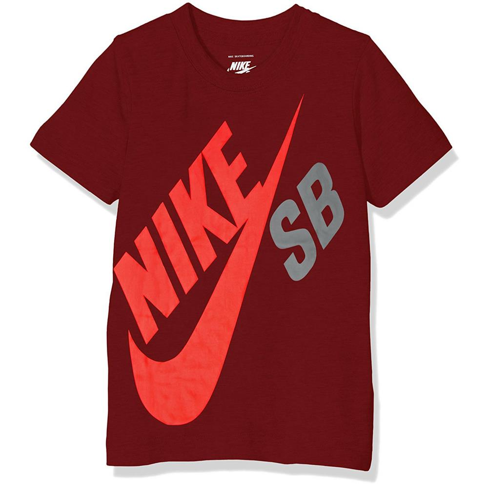 nike sb big logo kinder t shirt jungen tee m dchen shirt. Black Bedroom Furniture Sets. Home Design Ideas