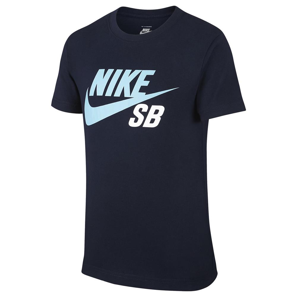 nike sb logo kinder t shirt jungen tee m dchen shirt ebay. Black Bedroom Furniture Sets. Home Design Ideas