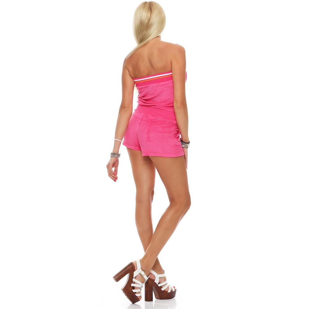 Nike-Solid-vestido-mini-de-una-pieza-mono-corto-para-verano