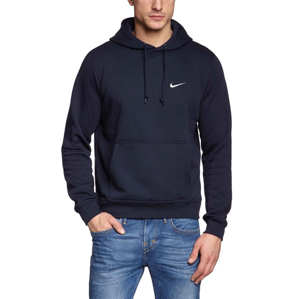 86db54265319 Nike Swoosh Club Hoody fleece men s Classic Sweatshirt Hoodie hooded ...