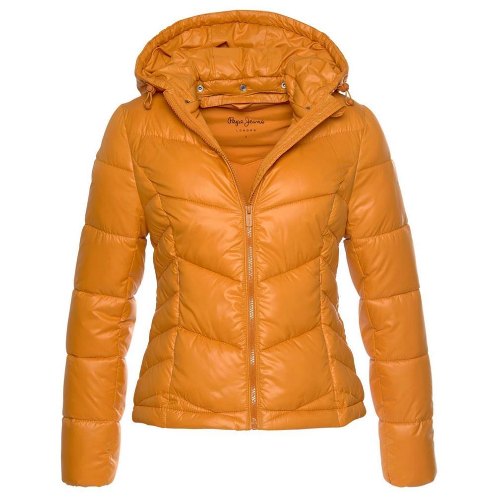 miniatura 11 - Pepe-Jeans-Imani-Damen-Jacke-Winterjacke-Kapuzenjacke-Steppjacke
