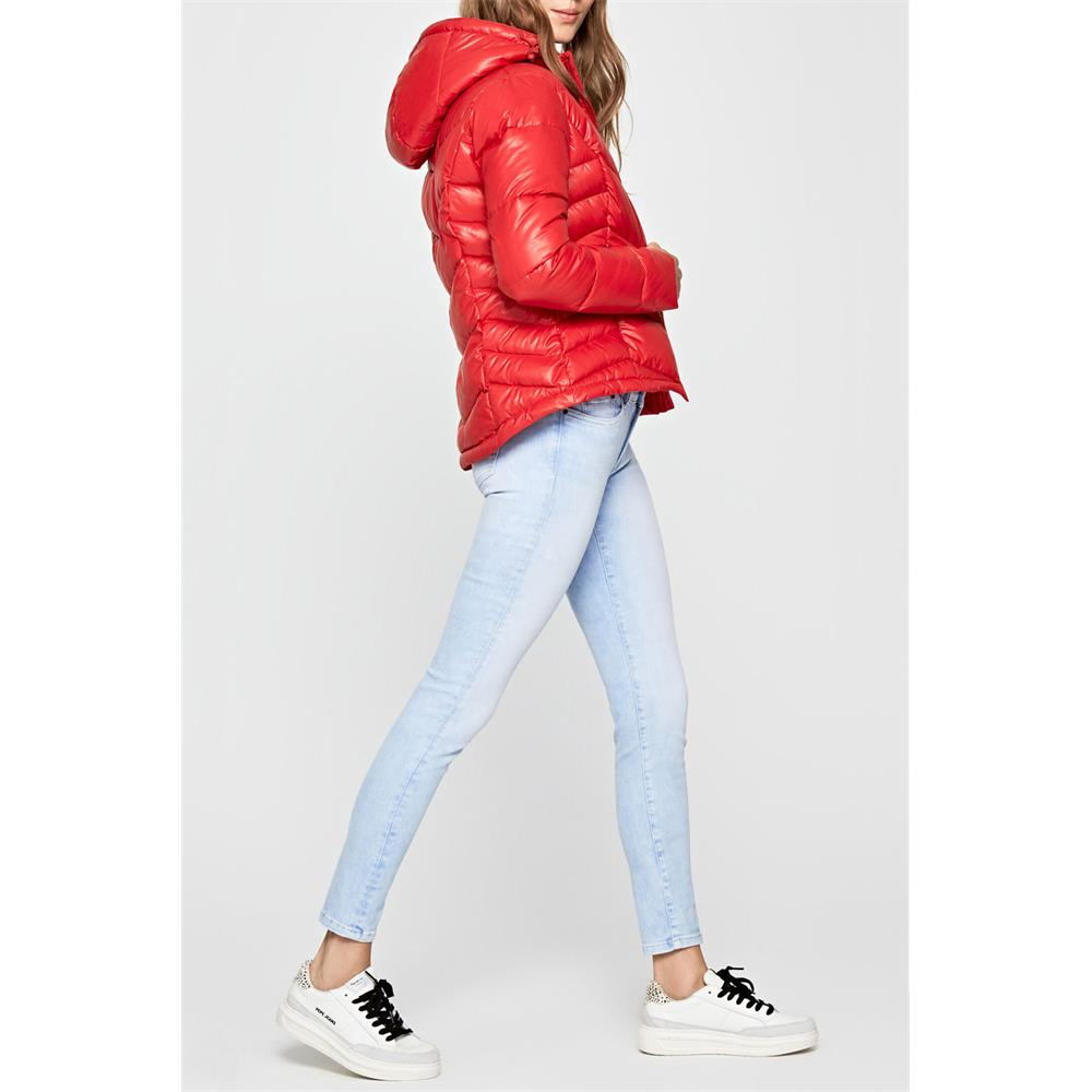 miniatura 13 - Pepe-Jeans-Imani-Damen-Jacke-Winterjacke-Kapuzenjacke-Steppjacke