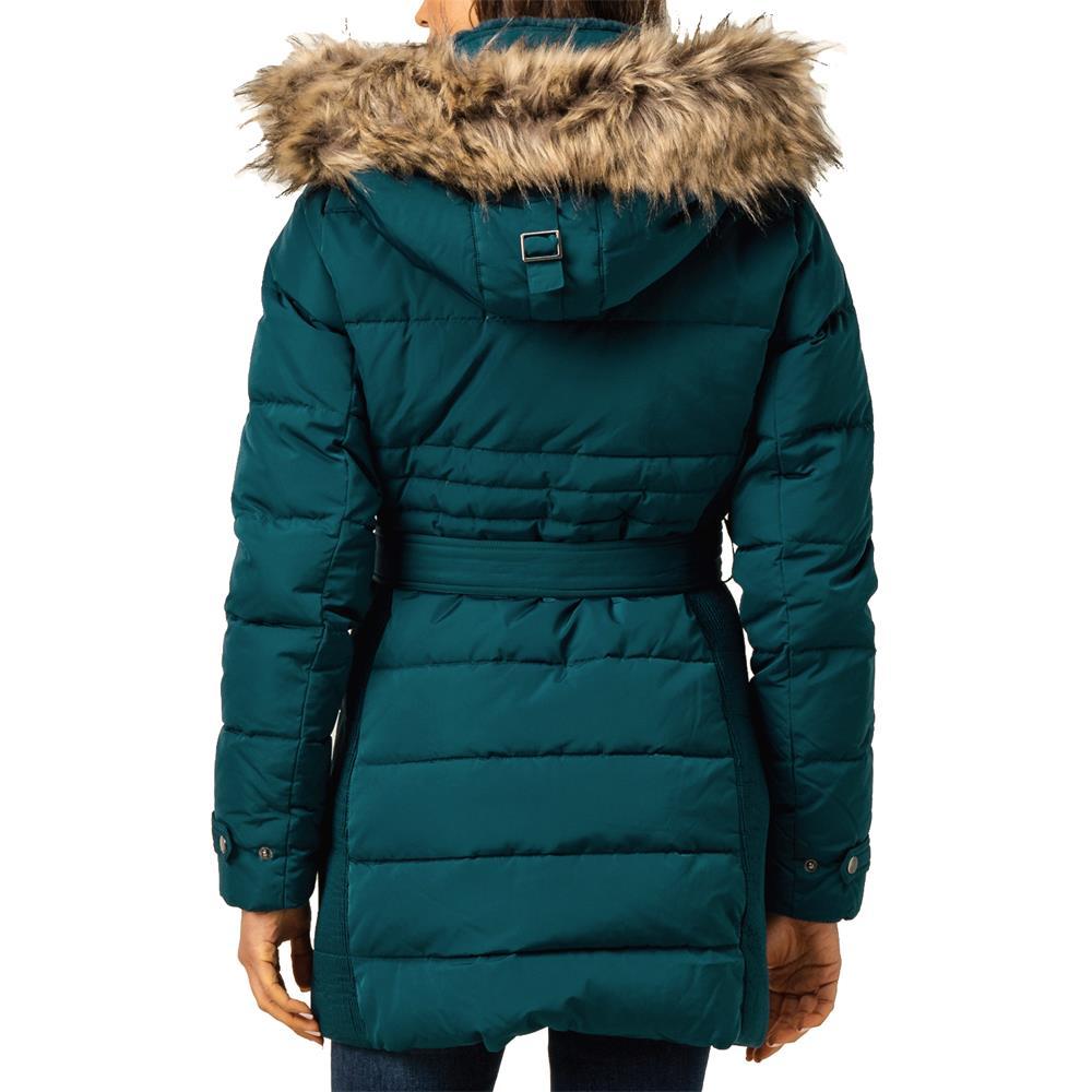 miniatura 16 - Pepe-Jeans-Lynn-Damen-Parka-Jacke-Winterjacke-Kapuzenjacke-Steppjacke-Mantel
