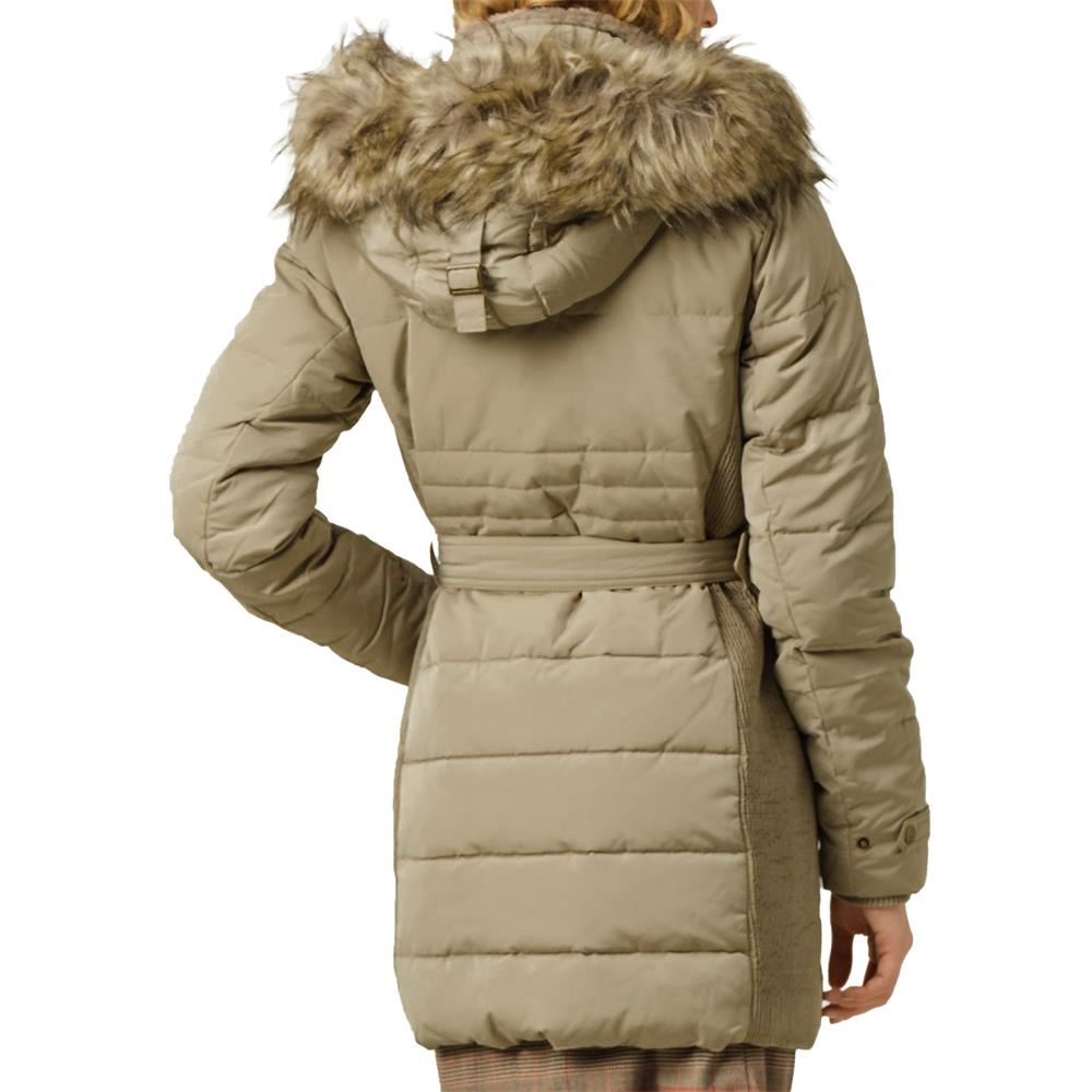 miniatura 3 - Pepe-Jeans-Lynn-Damen-Parka-Jacke-Winterjacke-Kapuzenjacke-Steppjacke-Mantel
