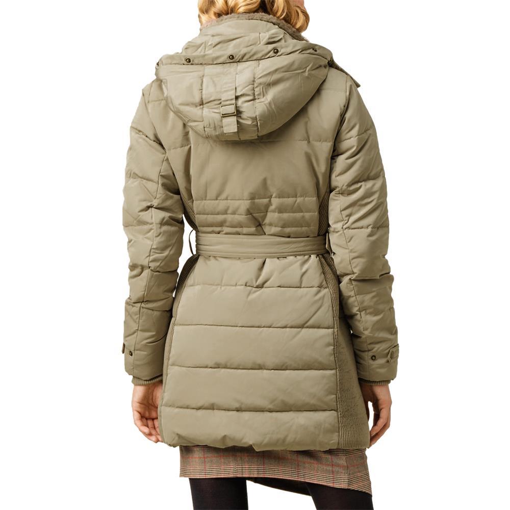 miniatura 4 - Pepe-Jeans-Lynn-Damen-Parka-Jacke-Winterjacke-Kapuzenjacke-Steppjacke-Mantel