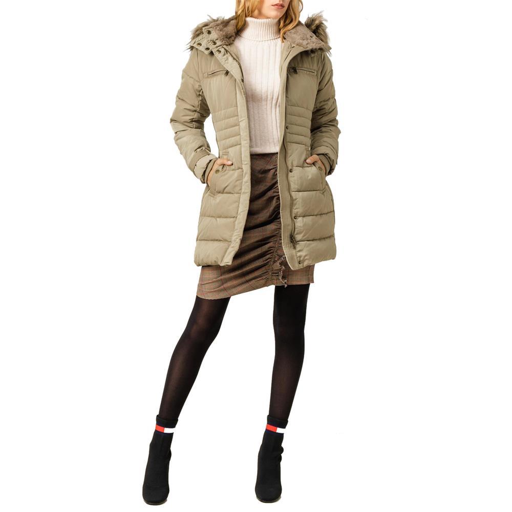 miniatura 8 - Pepe-Jeans-Lynn-Damen-Parka-Jacke-Winterjacke-Kapuzenjacke-Steppjacke-Mantel