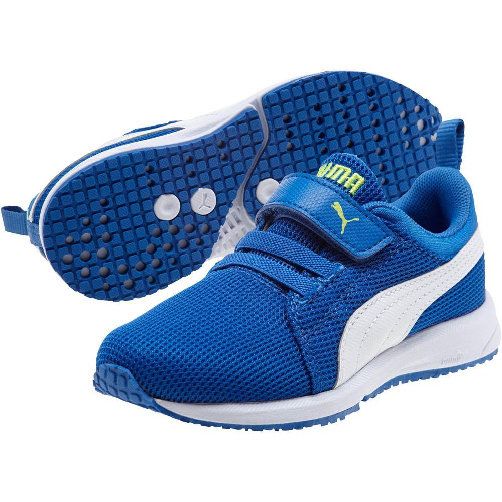 Puma Carson Runner Kids Schuhe Kinder Sneaker Turnschuhe Kinderschuhe Sportschuh