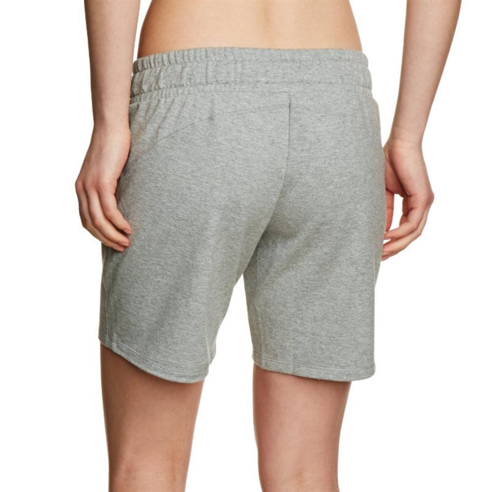 scarpe sportive ca45b c3057 Dettagli su Puma Ess Felpe Pantaloni corti Donna Essential pantaloni della  tuta pantaloncini