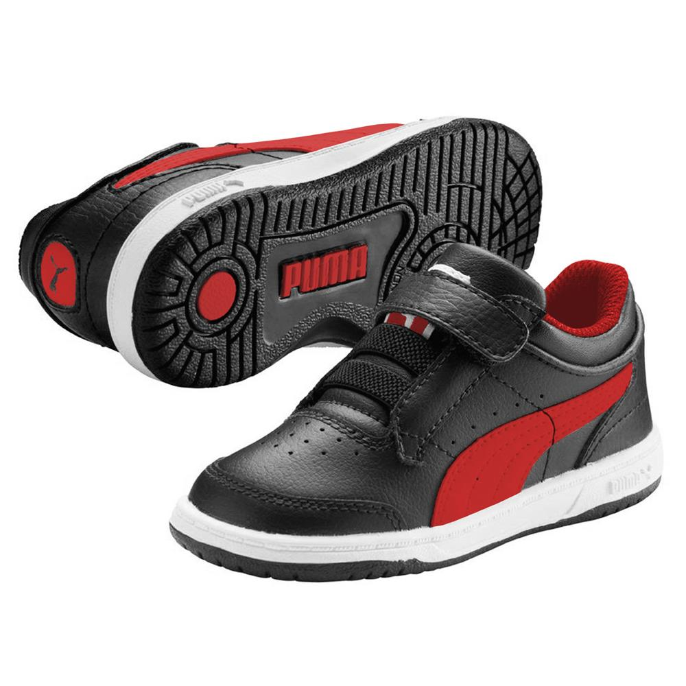 V Puma Enfant Chaussures Court Tennis Lo Sport Full Sneaker Enfants FRnRgf