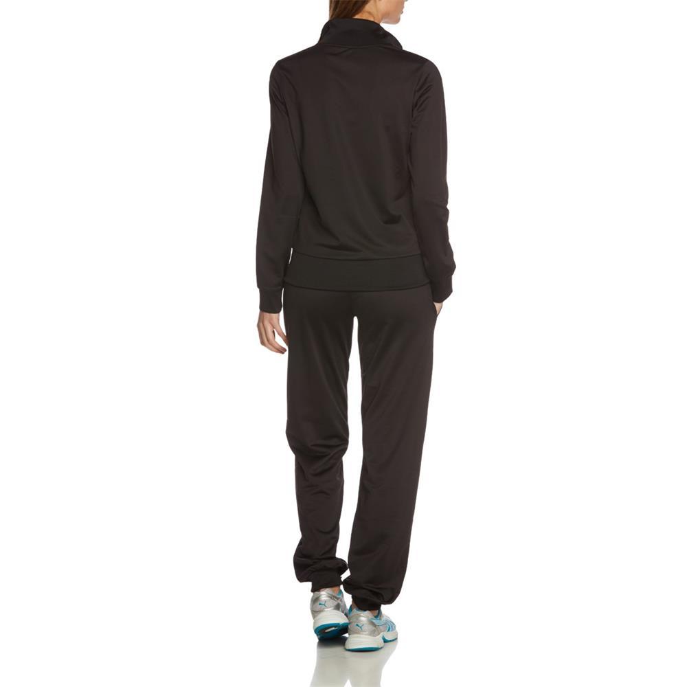puma poly suit surv tement ferm tenue de sport surv tement de sport jogging ebay. Black Bedroom Furniture Sets. Home Design Ideas