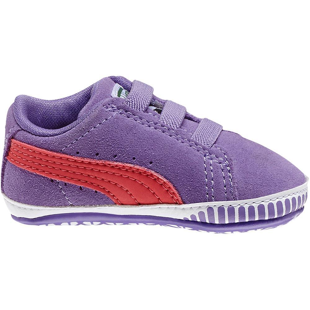 Puma-Suede-Crib-Sneaker-Kinderschuhe-Baby-Schuhe-Krabbelschuhe