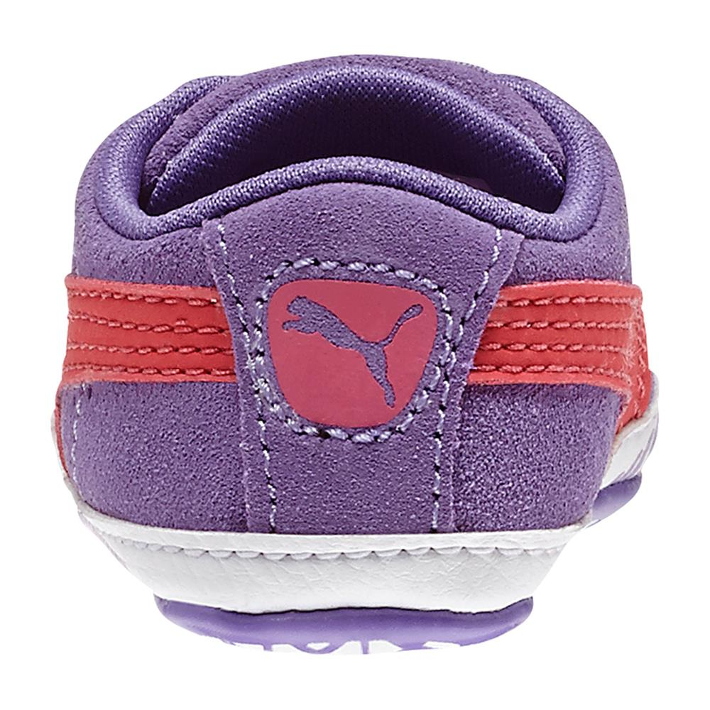 Puma Suede Crib Sneaker Kids Shoes Baby Shoes Baby Shoes