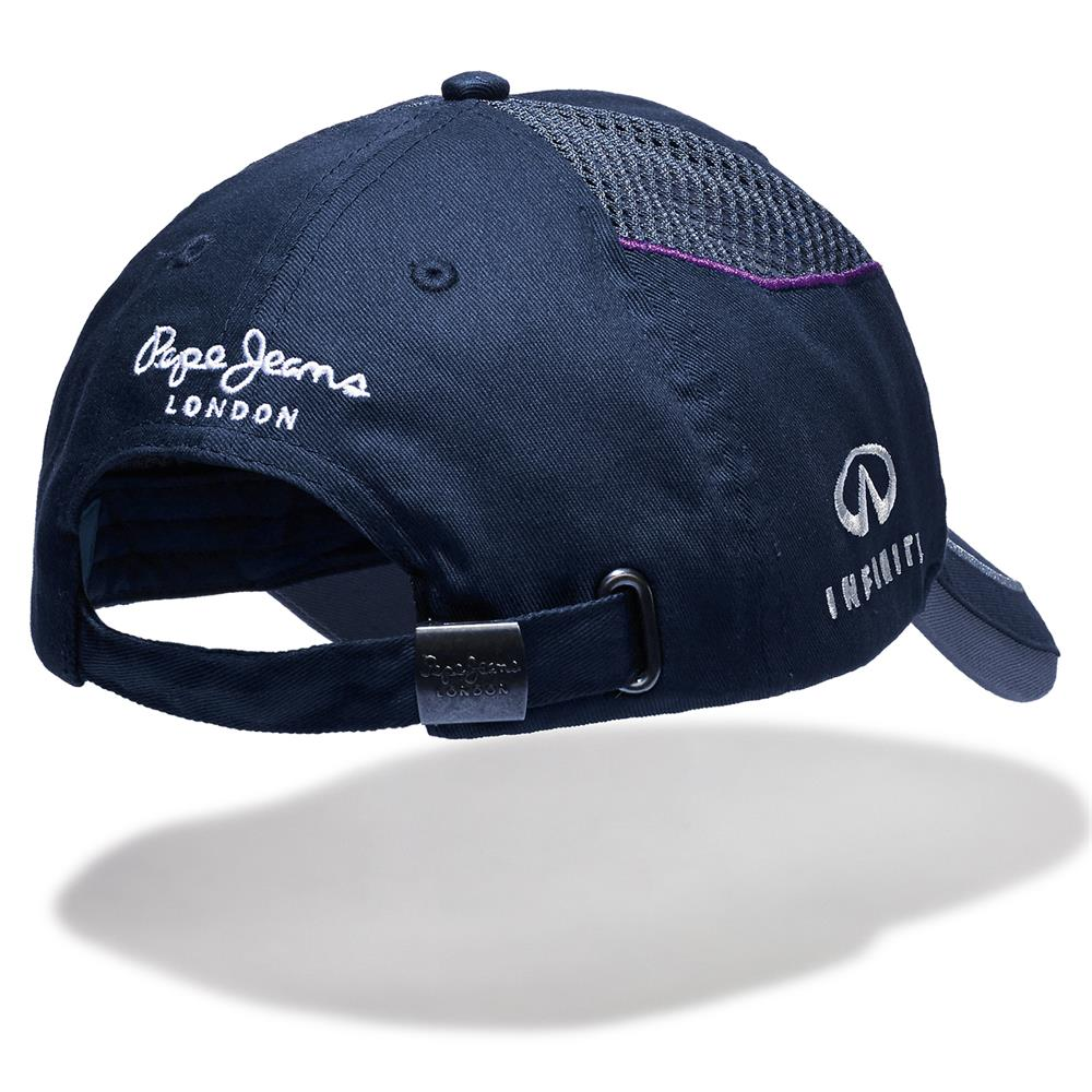 Pepe-Jeans-Red-Bull-Racing-Official-Teamline-cappello-berretto-uomo-Formula-1