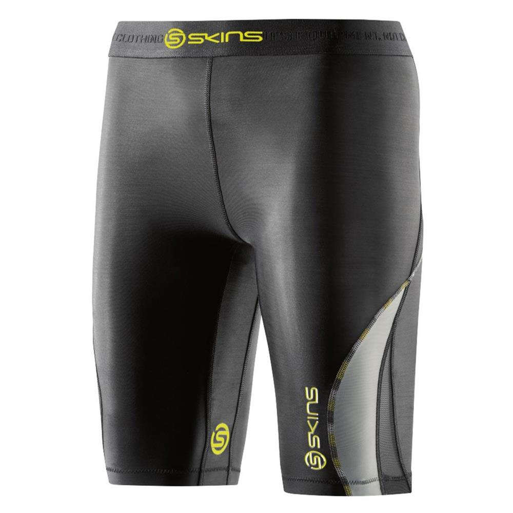 Skins-DNAmic-Compression-Half-Tights-Damen-Trainingshose-Hose-Sporthose-Shorts