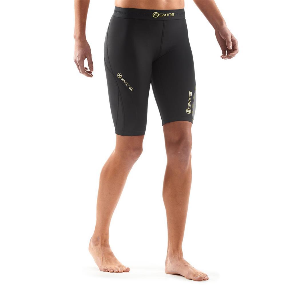 Skins-DNAmic-Compression-Half-Tights-Damen-Trainingshose-Hose-Sporthose-Shorts