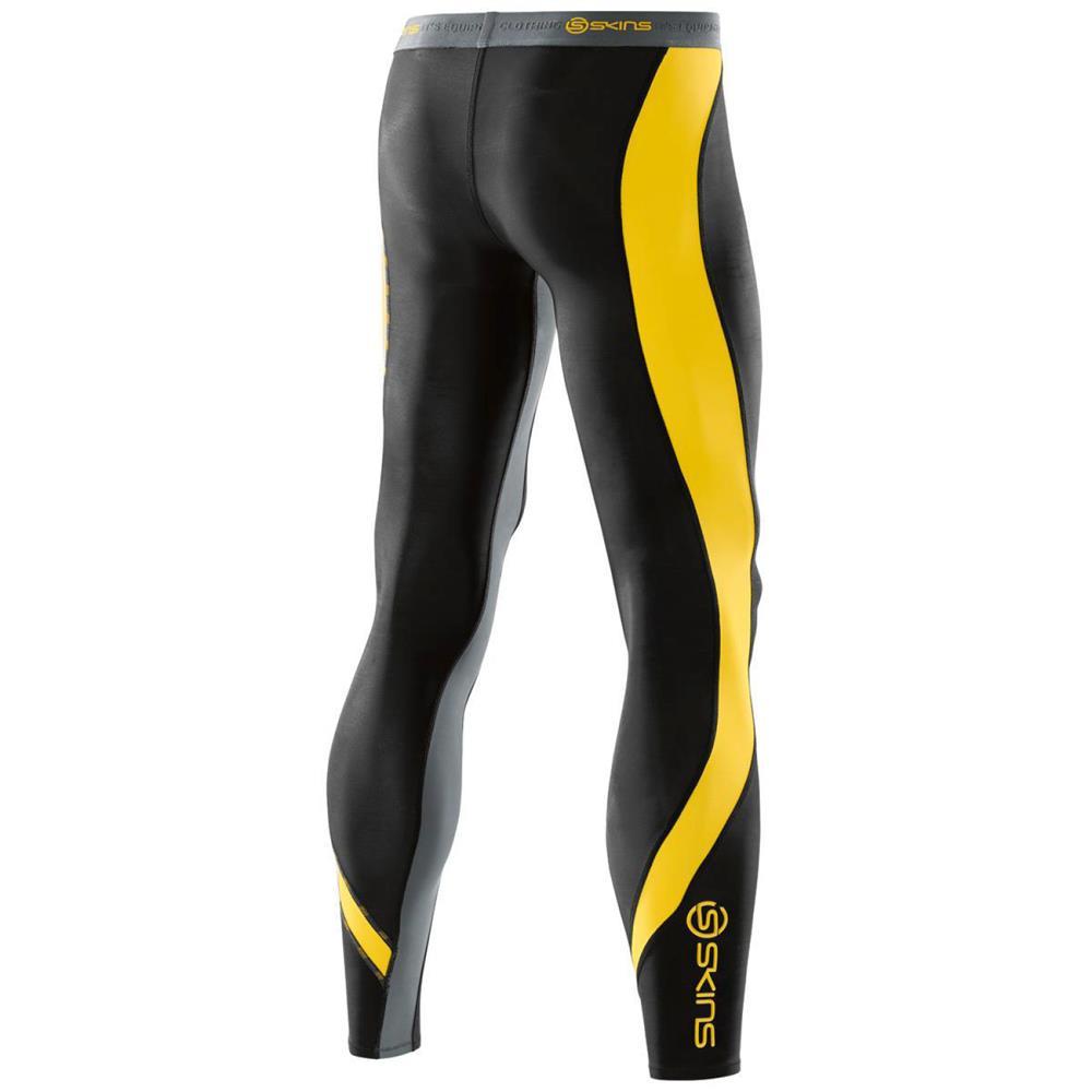 Skins-DNAmic-Compression-Long-Tights-Herren-Trainingshose-Hose-Sporthose Indexbild 3