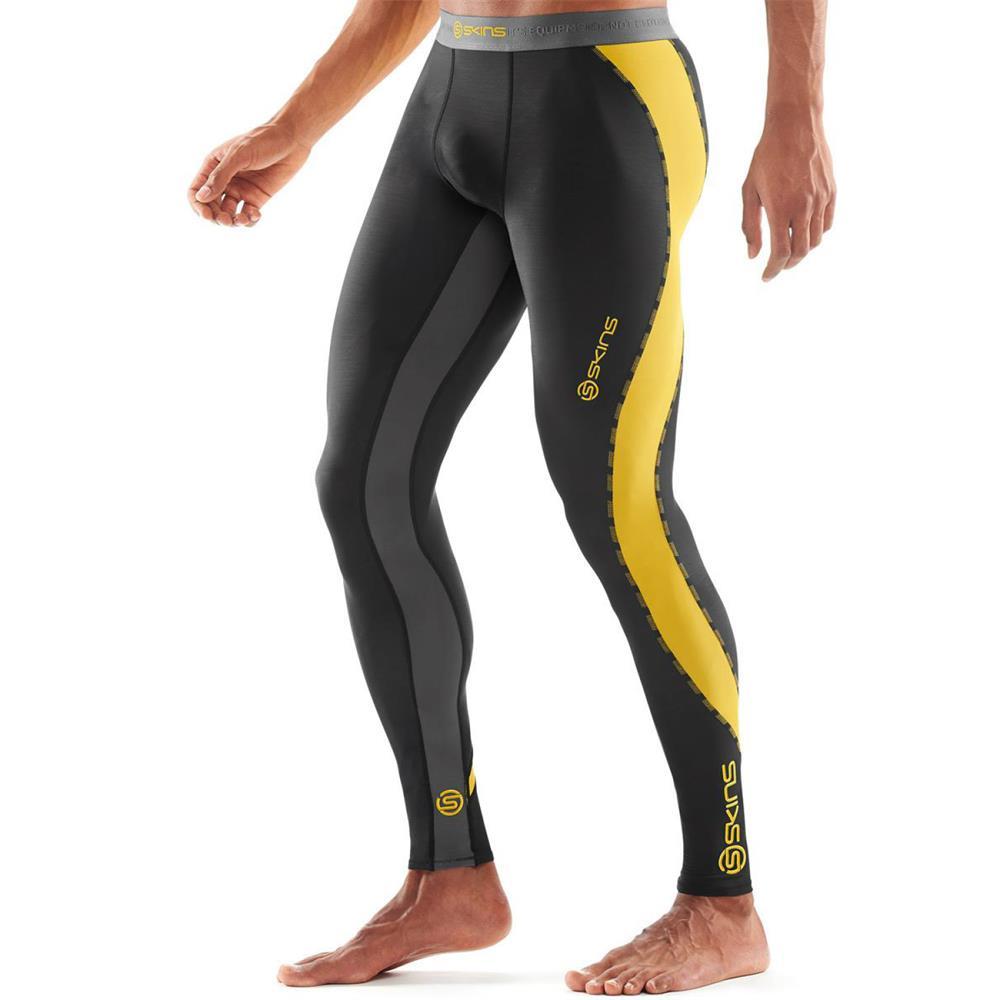 Skins-DNAmic-Compression-Long-Tights-Herren-Trainingshose-Hose-Sporthose Indexbild 4