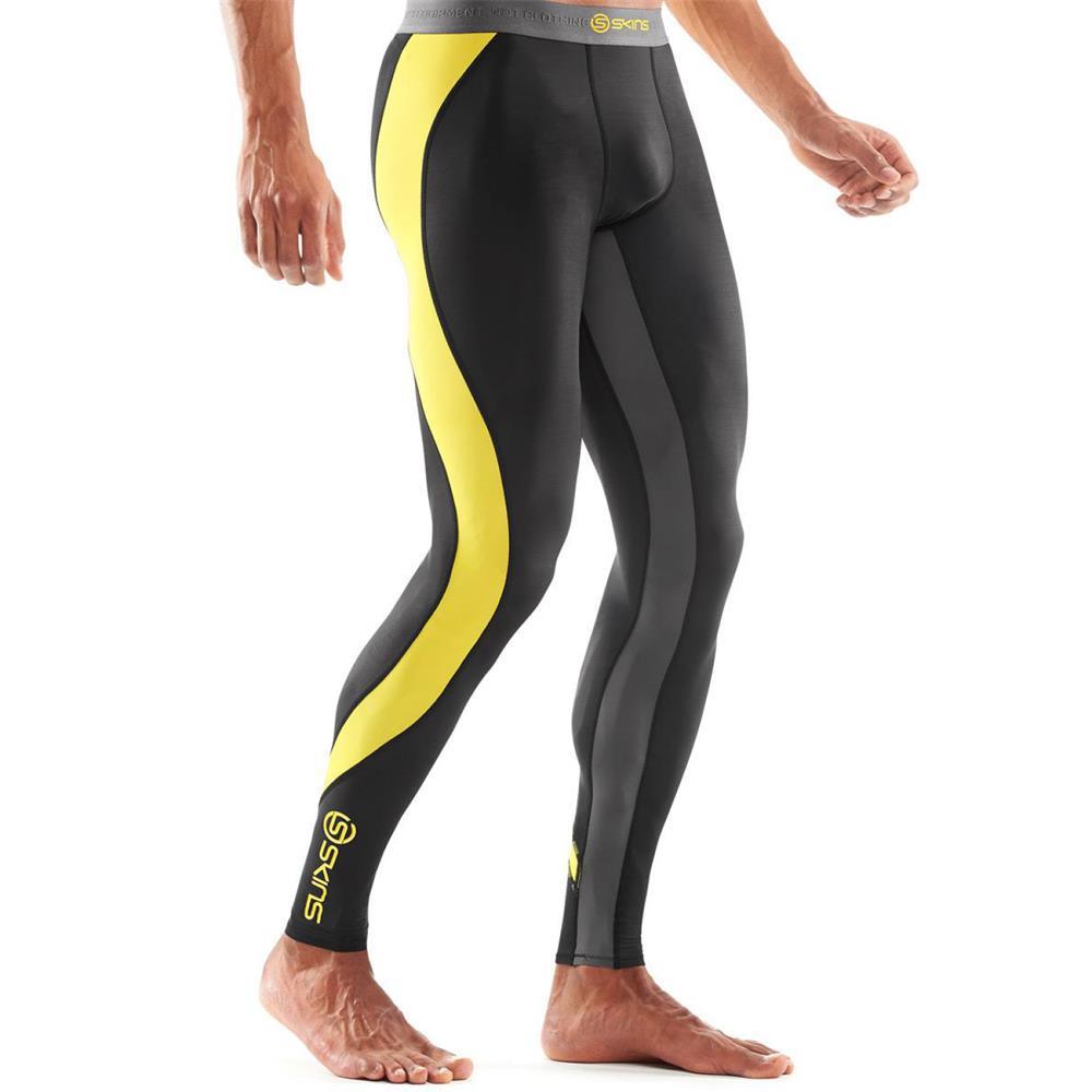 Skins-DNAmic-Compression-Long-Tights-Herren-Trainingshose-Hose-Sporthose Indexbild 5