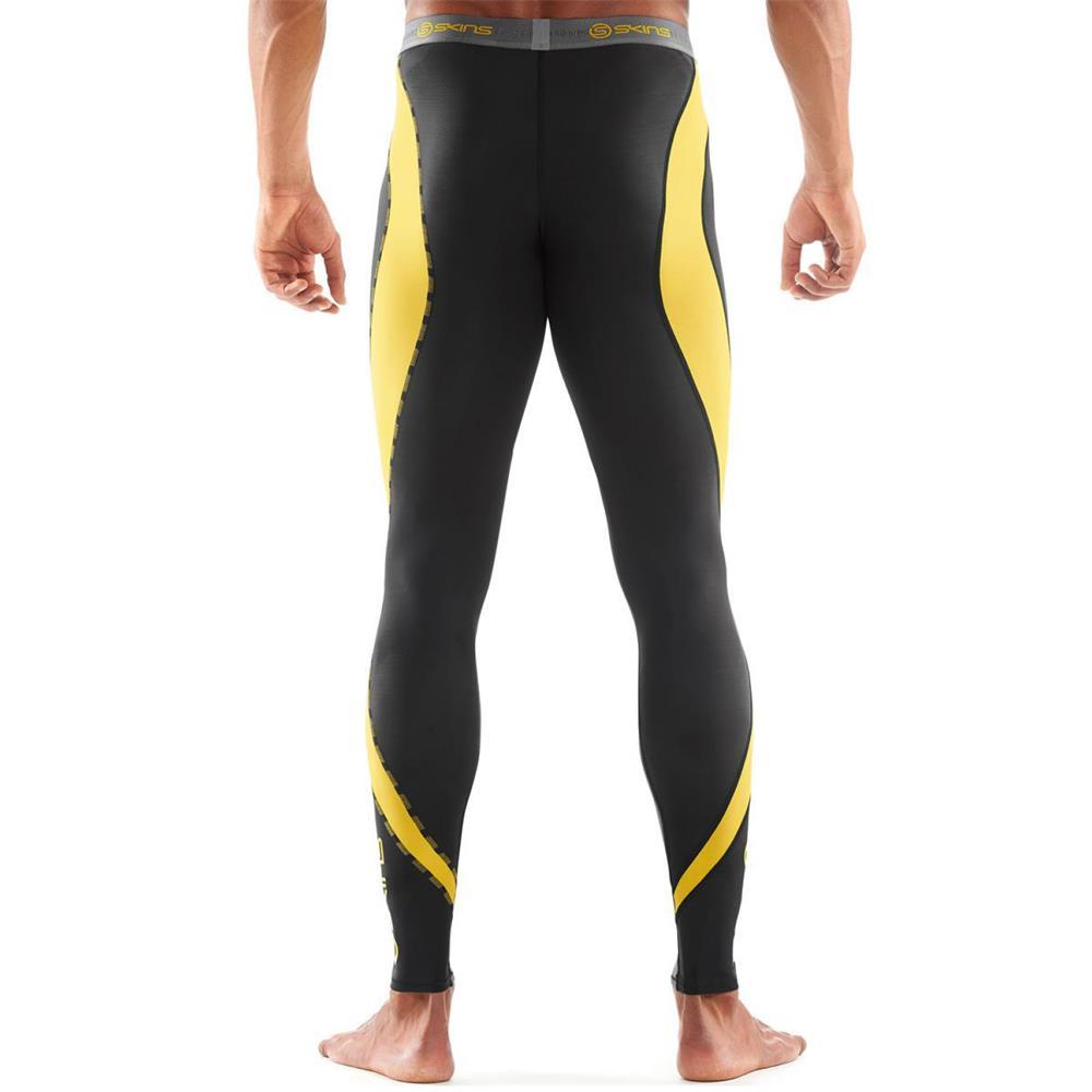 Skins-DNAmic-Compression-Long-Tights-Herren-Trainingshose-Hose-Sporthose Indexbild 6