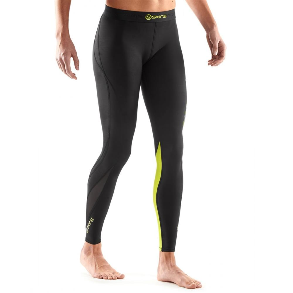 skins dnamic compression long tights damen trainingshose hose sporthose ebay. Black Bedroom Furniture Sets. Home Design Ideas