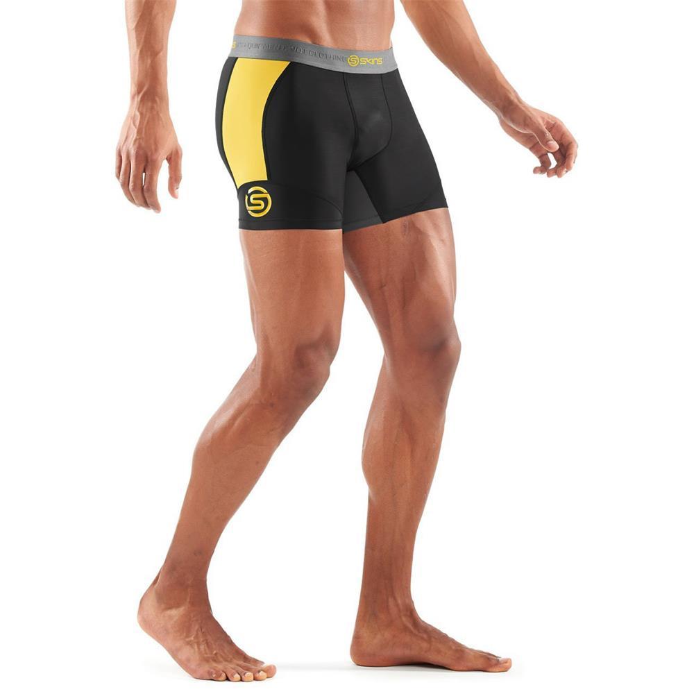 Skins-DNAmic-Compression-Shorts-Tights-Herren-Trainingshose-Hose-Sporthose
