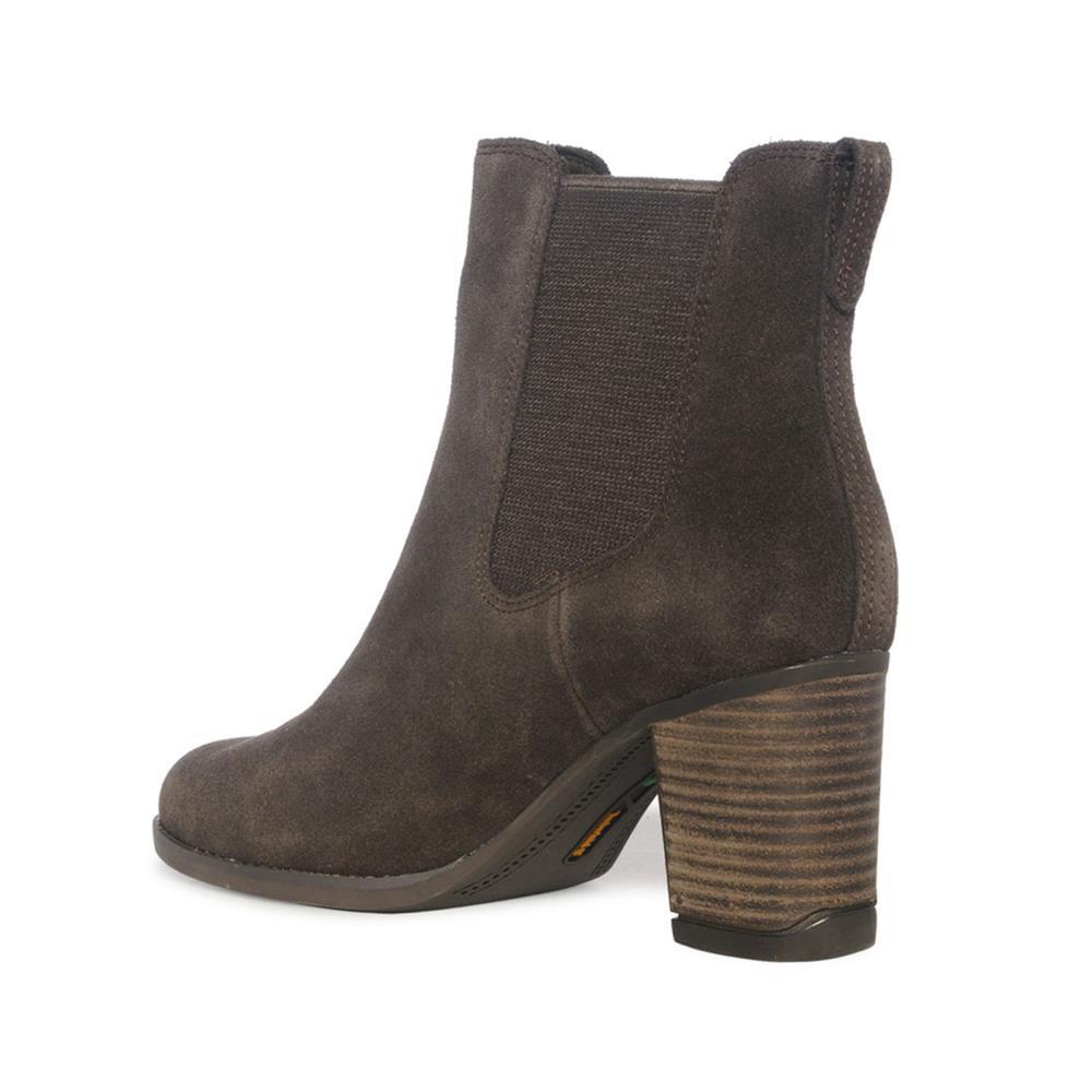 timberland atlantic heights chelsea boots damen stiefel schuhe stiefeletten ebay. Black Bedroom Furniture Sets. Home Design Ideas