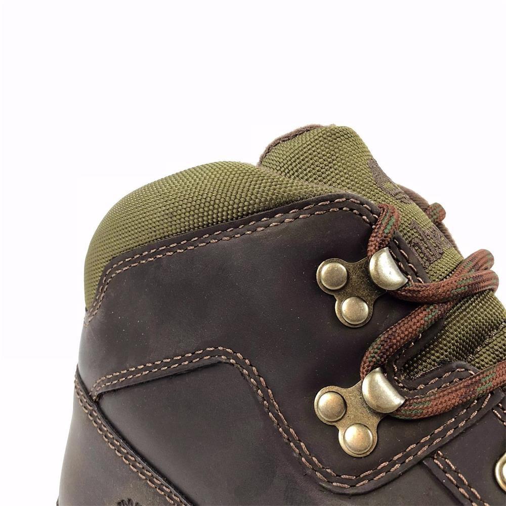 Timberland-Euro-Hiker-Trekkingschuhe-Stiefel-Outdoor-Schuhe-Wanderstiefel Indexbild 6
