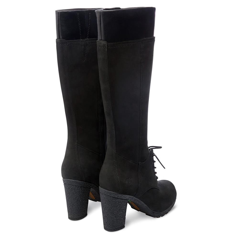 e6e45e33d89 Details about Timberland Glancy tall lace 14