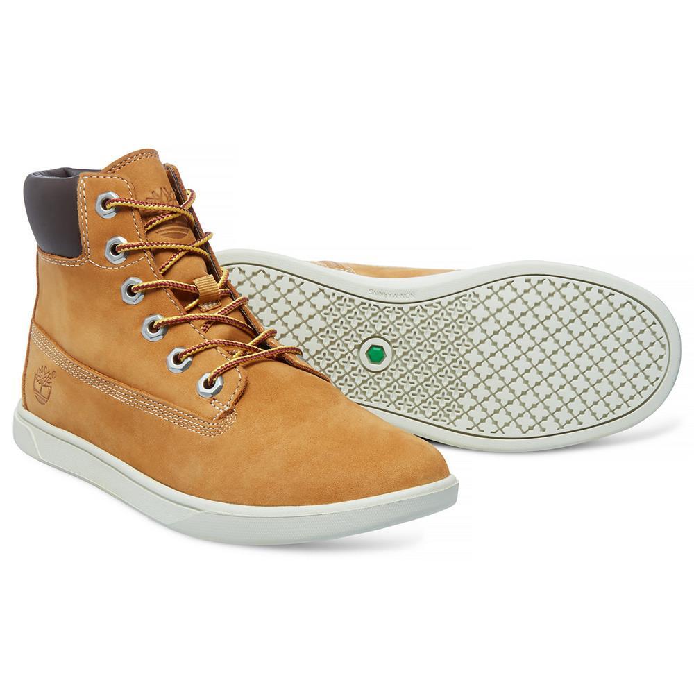 timberland groveton 6 inch side zip kinder boots schuhe. Black Bedroom Furniture Sets. Home Design Ideas