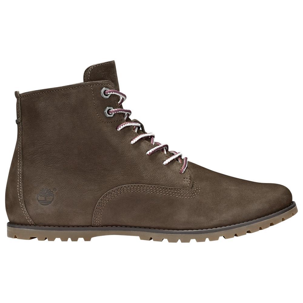 save off ae6e0 bf9b6 Details zu Timberland Joslin Chukka Boots Damen Leder Stiefel Schuhe  Stiefeletten