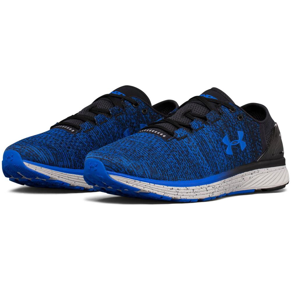 Under-Armour-Charged-Bandit-3-Mens-Running-Shoes-Running-UA-Shoes-Sports-Shoes thumbnail 19