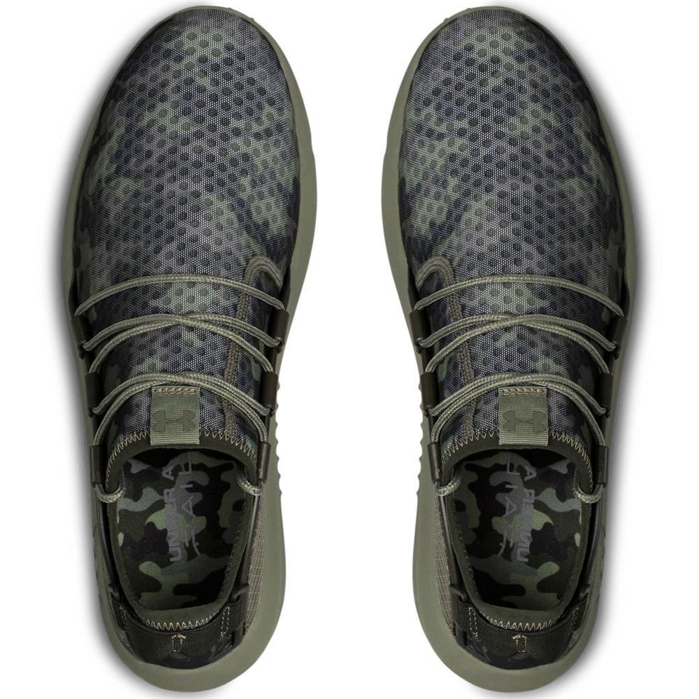 Under-Armour-RailFit-Herren-Sneaker-Sportschuhe-Sportstyle-Schuhe-Turnschuhe Indexbild 25