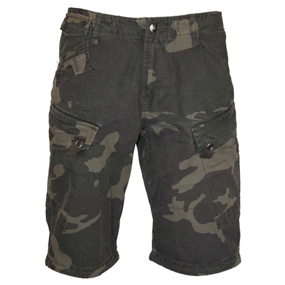 Voi-Jeans-Shv-Highgate-Camo-Pantalones-Cortos-Bermudas-Camuflaje
