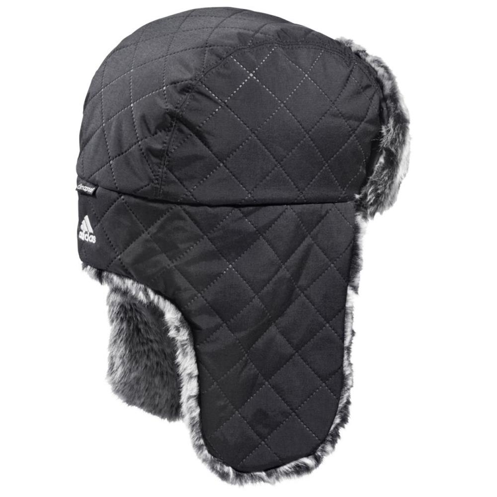 Adidas ClimaProof Ushanka Womens hat with ear flap winter Beanie Hat ... b553728f07