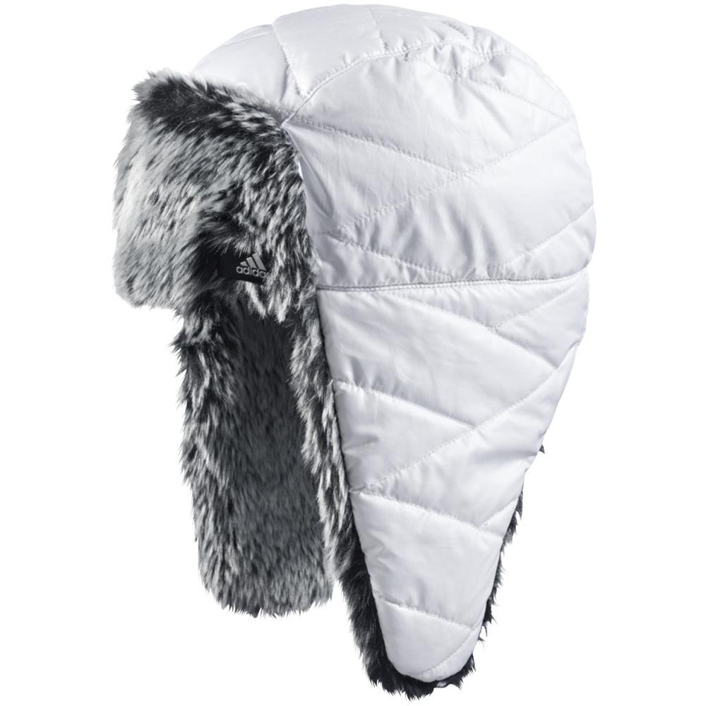 Adidas ClimaProof Ushanka Womens hat with ear flap winter Beanie Hat ... 7e202349b4e