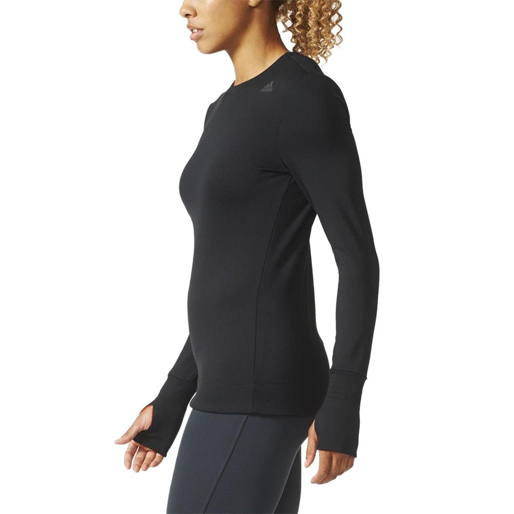 adidas-Climaheat-Baselayer-Damen-Longsleeve-Trainingsshirt-Outdoor-Fitness