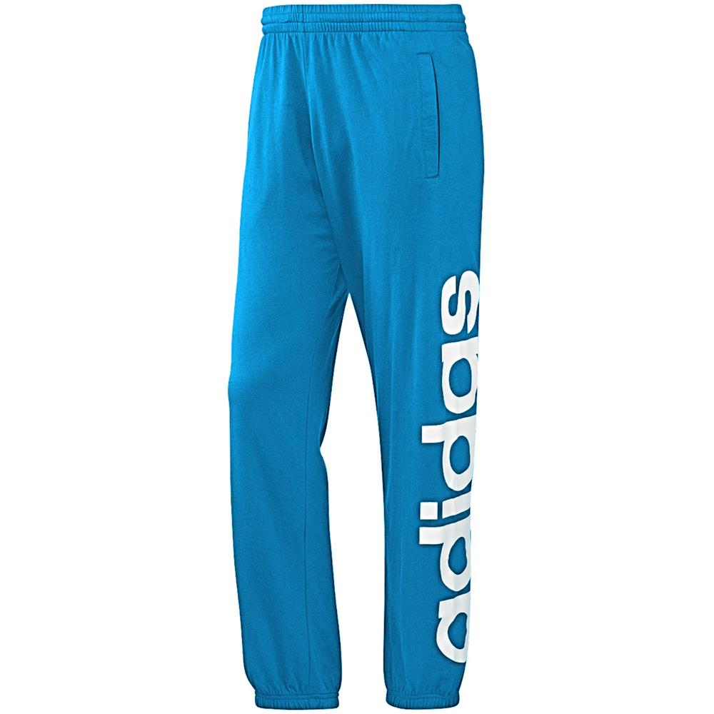 adidas sj linear 2 pantalon d 39 entra nement pantalon jogging sport surv tement ebay. Black Bedroom Furniture Sets. Home Design Ideas