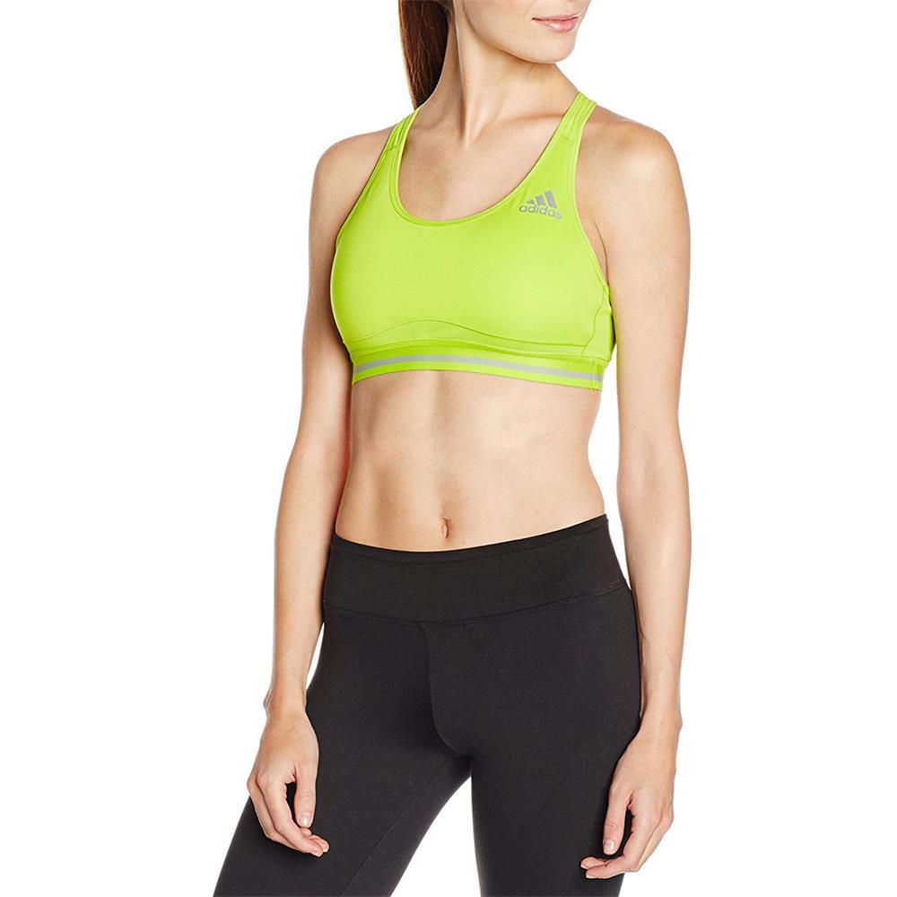 Adidas TechFit ClimaChill Bra Damen Sport-BH Fitness-BH Training Bu00fcstenhalter | EBay