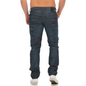 DIESEL Buster 0842N Regular Slim Tapered Jeans
