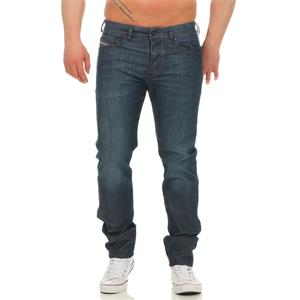 DIESEL Buster 0844G Regular Slim Tapered Jeans