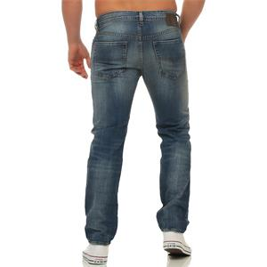 DIESEL Buster 0849A Regular Slim Tapered Jeans