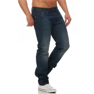 DIESEL Buster 0849B Regular Slim Tapered Jeans