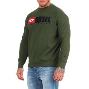 DIESEL S-Crew-Division Herren Sweatshirt