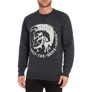 DIESEL S-ORESTES Sweatshirt