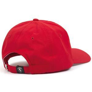 Scuderia Ferrari Quilt Stitch Cap Kappe Basecap