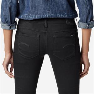 G-Star 3301 Low Waist Super Skinny Damen Jeans