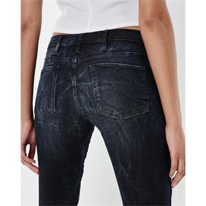 G-Star 5620 Custom Mid Waist Skinny Damen Jeans