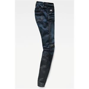 G-Star 5620 Zip Mid Waist Skinny Damen Jeans