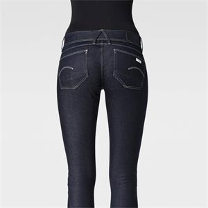 G-Star Lynn Mid Waist Skinny Damen Jeans